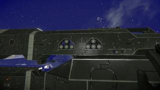 -UNSC- Sheffield-Class Frigate