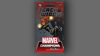 Black Widow - Hero Pack (MC07en)