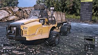 """Cat 745C SE """"Anaconda"""""""