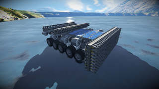 all in one Mining truck