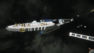 Star Trek - Iowa Heavy Battlecruiser