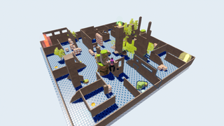 Battle Field 2~4 Player