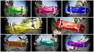 Board FOILED FACES Series 8 Decks