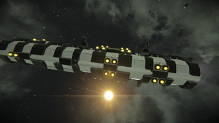R&D Missile Boat (With Jumpdrive)