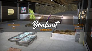 Bralunit Warehouse Map