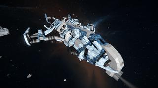 Monarch Gunship