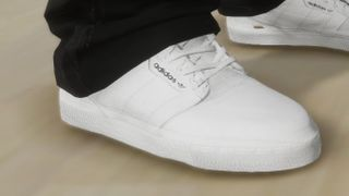 Adidas 3MC (All White) by @Duzted