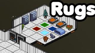 Floor Rugs (Example Mod)