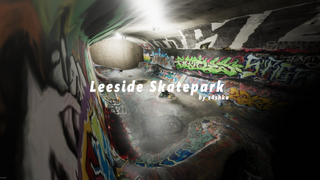 Leeside Skatepark by s4shko