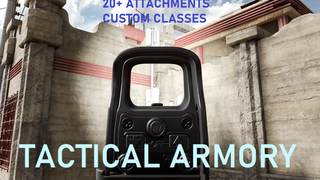 Tactical Armory [1.8 ALPHA]