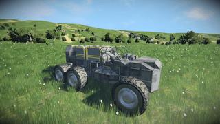 Terrain Tracer-Mk.4 cargo transport