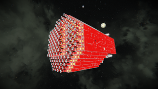 Red Dwarf (Mining Ship) Finished