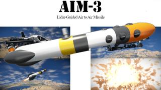 {} AIM-3