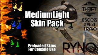 Thrift CONSOLE - Ryno Drop - MediumLight Skin