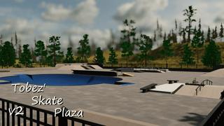 Tobez' Skate Plaza
