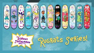Thirteen Skateboards: Rugrats Series