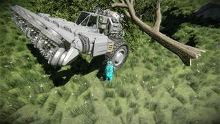 Mining Rover Seraph