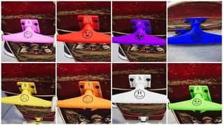 Authority Truckz Smiley Faces Series 8pcs