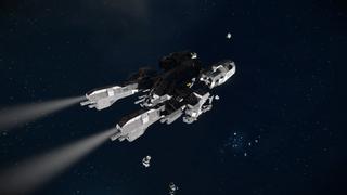 Stalker Class Heavy Fighter