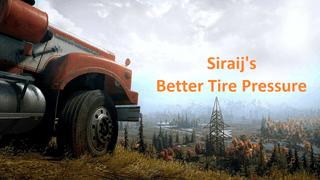 Siraij's Better Tire Pressure