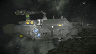 Survival ready light ship