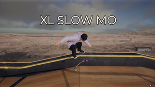 XL Slow Motion By Mizu