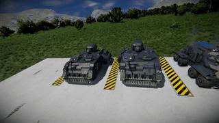 I.P.I Repulser Tank