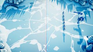 icy warfare