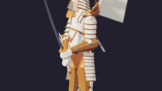 Holy samurai