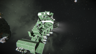The Fenris Freighter