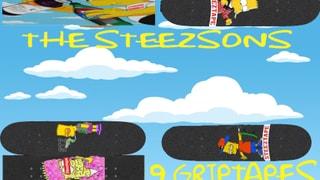 The Steezsons pack Steeztape Gripz