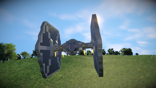 'Imperial' Tie Fighter MK 2 (Fixed)