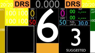 F1 Codemasters LCD