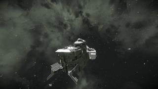 Farrgot-class light frigate Mod 21 Mk1