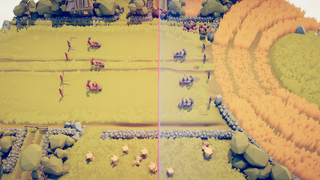 Battle of the crops