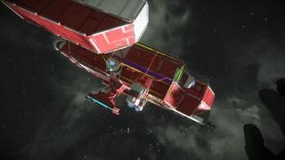 Star wars intersepter