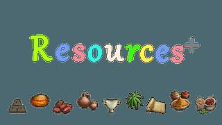 Resources+