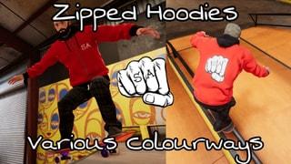 Zipped Hoodies Series