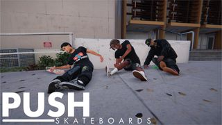 Push Deck Drop