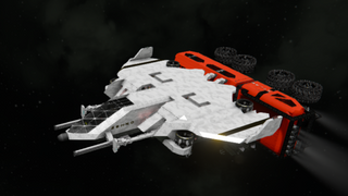 Zenko Interplanetary Light Gunship [A.O.S.C]