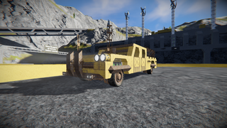 Avalanche Traveller Military