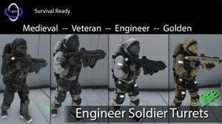 Engineer Turrets Lite