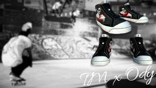 TM x Ody Blazers