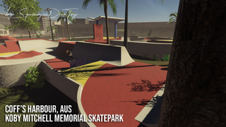 Coffs Harbour Skatepark