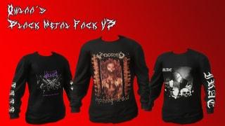 Owlaa's Black Metal Sweater Pack V3