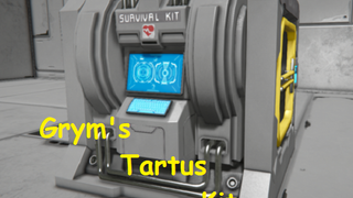 Gryms Tartus Hybrid Replicator Kit