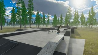 Berkeley Skatepark (LOW SPEC)