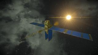 NTC - Communication Satellite Satcom Mk.I