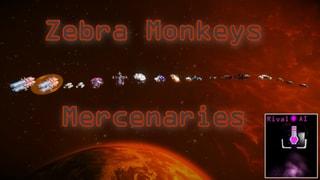 Zebra Monkeys Mercenaries