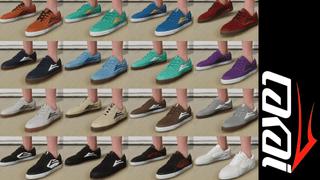 Lakai Proto Vulc Shoe pack